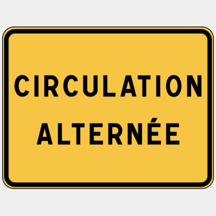 "KC1 - 4 ""circulation alternée"""